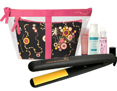 ghd iv straightener party pack