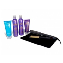 ghd salon styler wide hair straighteners haircare pack