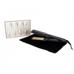 ghd wide hair straightener and ghd rescue drops