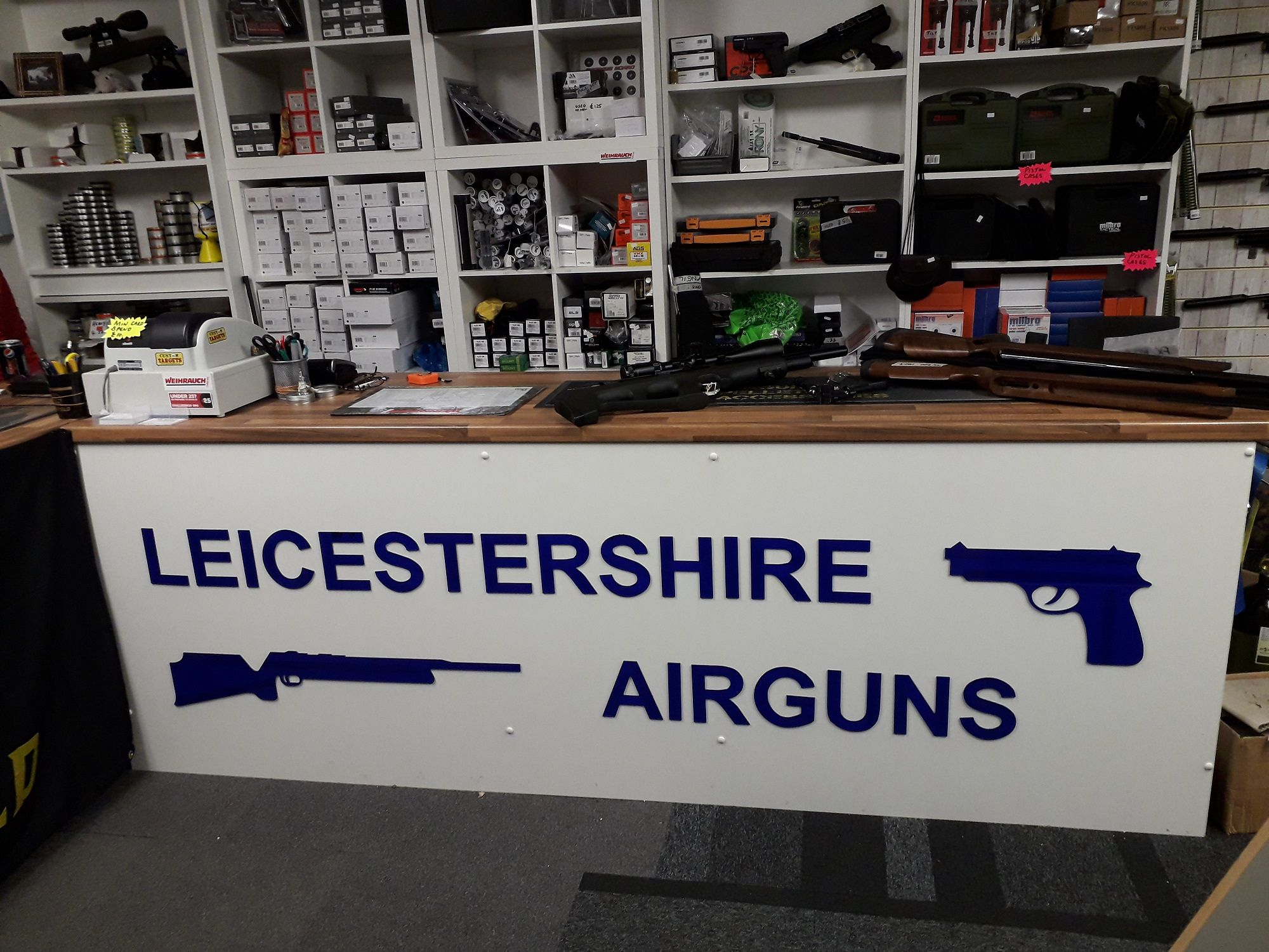 Leicestershire Airguns